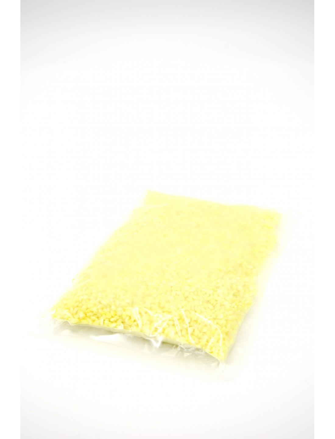 Base sensorial fluorescente amarilla....