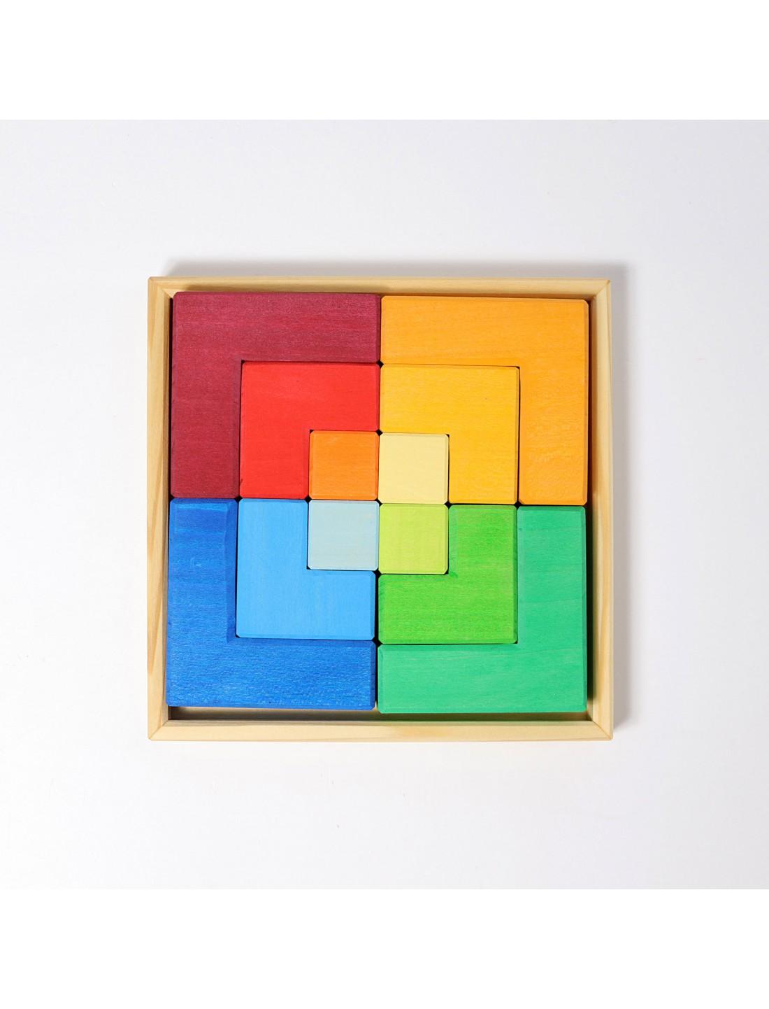 Puzzle de madera 1000 formas. Grimm´s