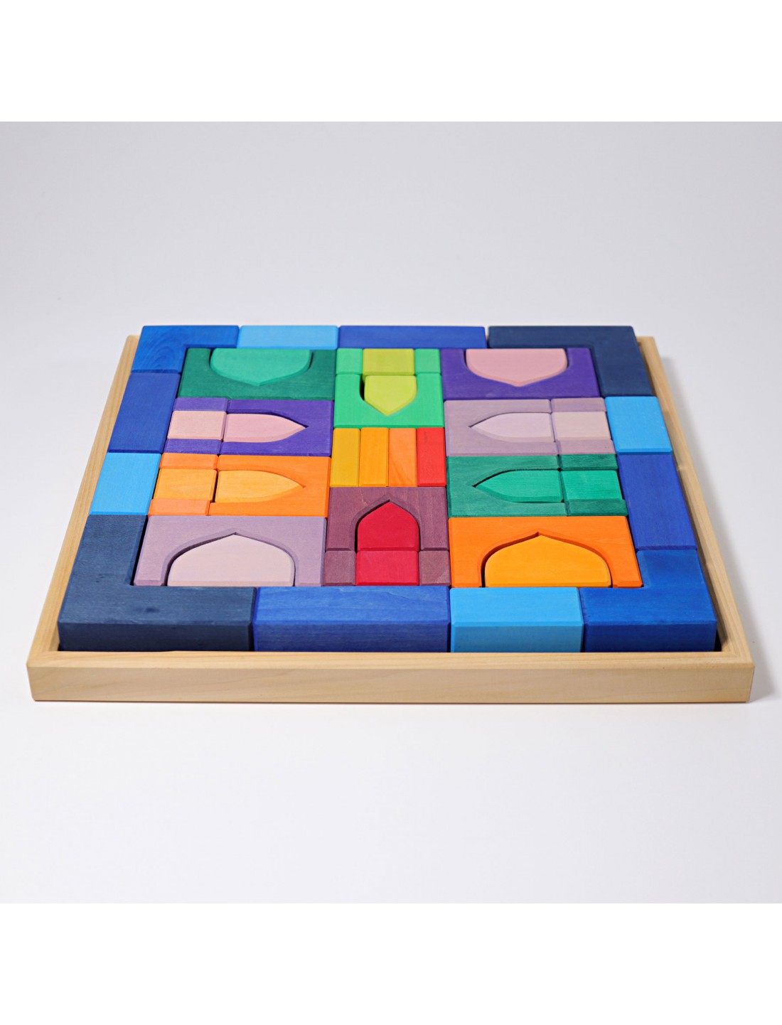 Gran juego de construcción 1001...