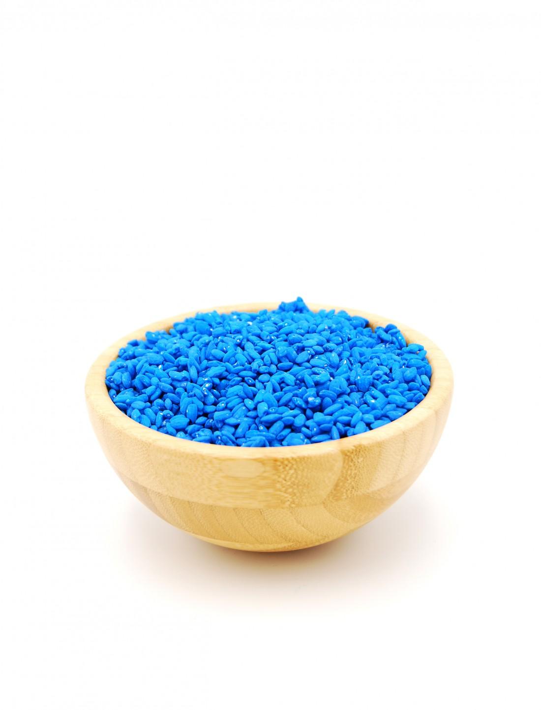 Base sensorial azul. Arkhé