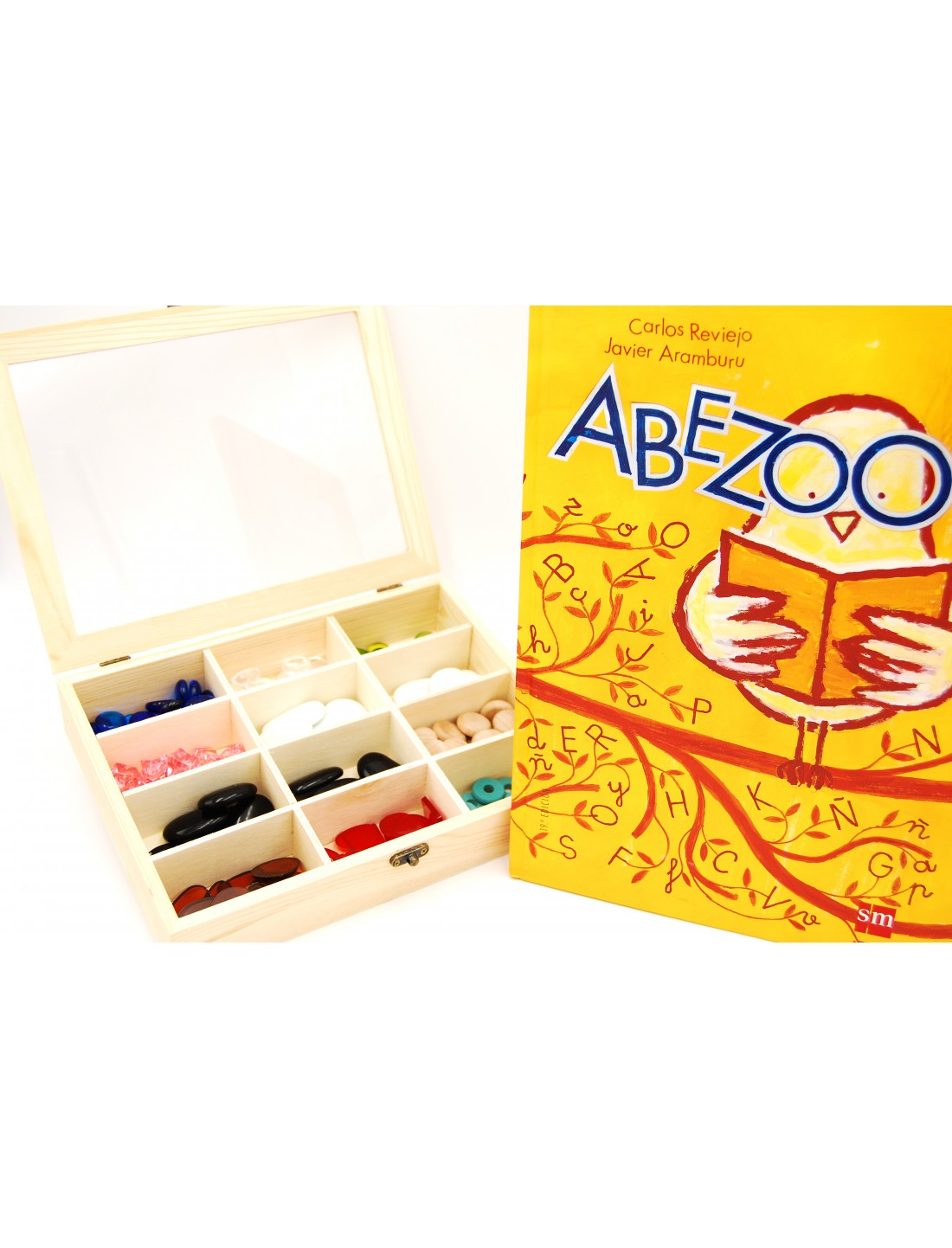 Pack Abezoo+Piezas sueltas. Arkhé