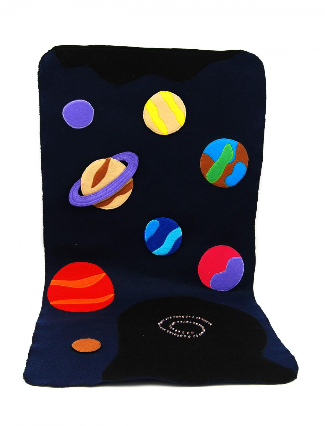 Base de juego El Espacio. Arkhé.
