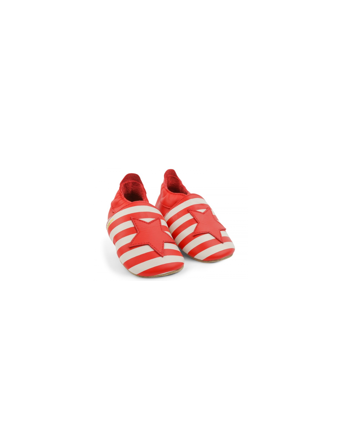 Zapato moccs Stars and Stripes. Bobux