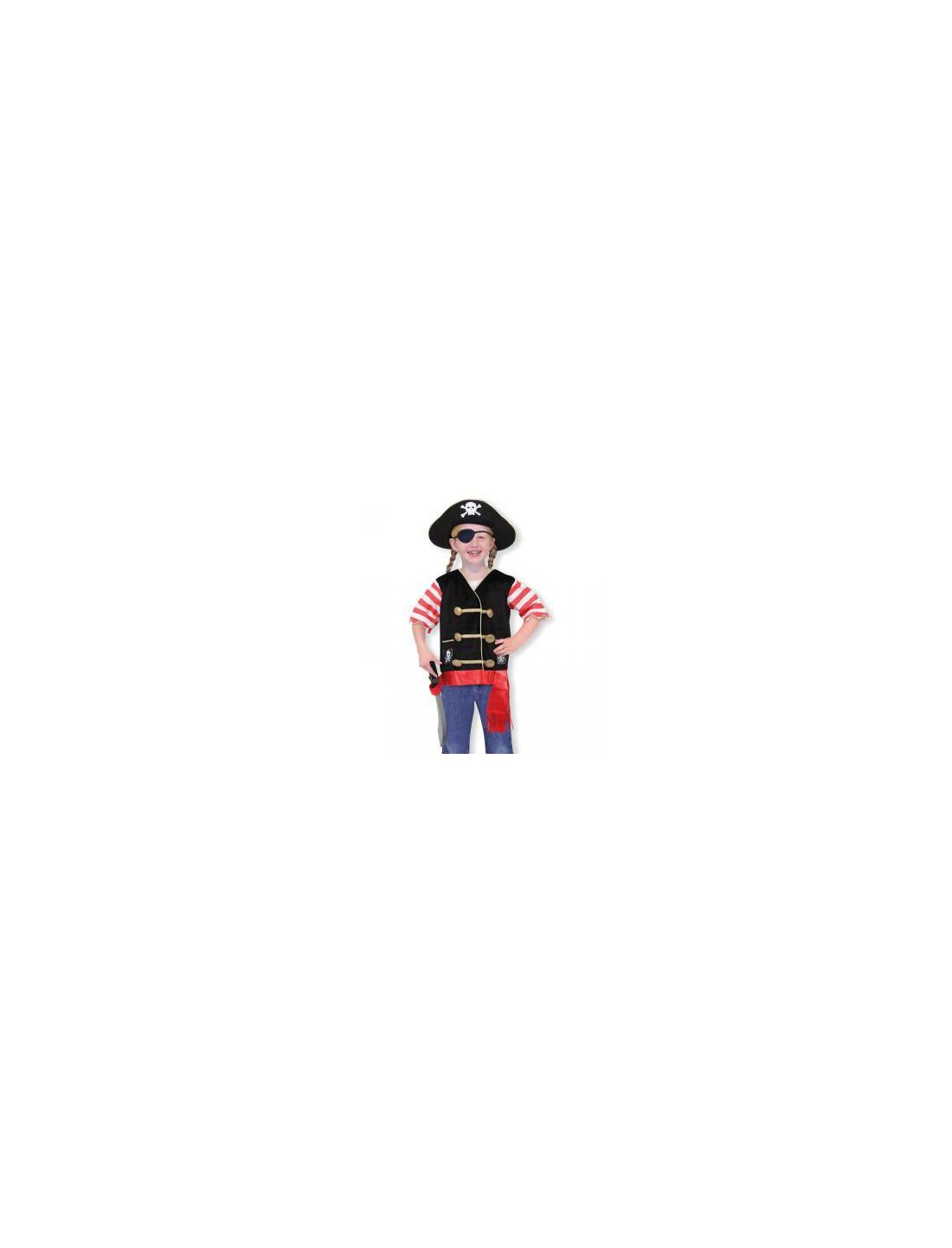 Disfraz de Pirata. Melissa and Doug