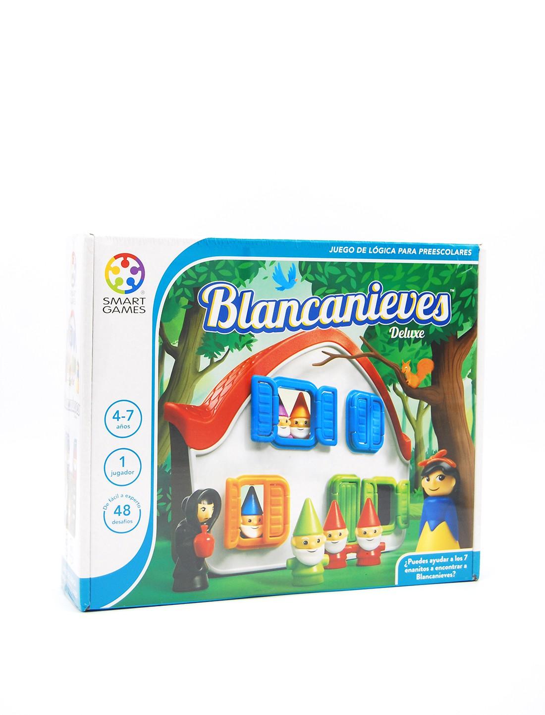 Blancanieves Deluxe. Smart Games
