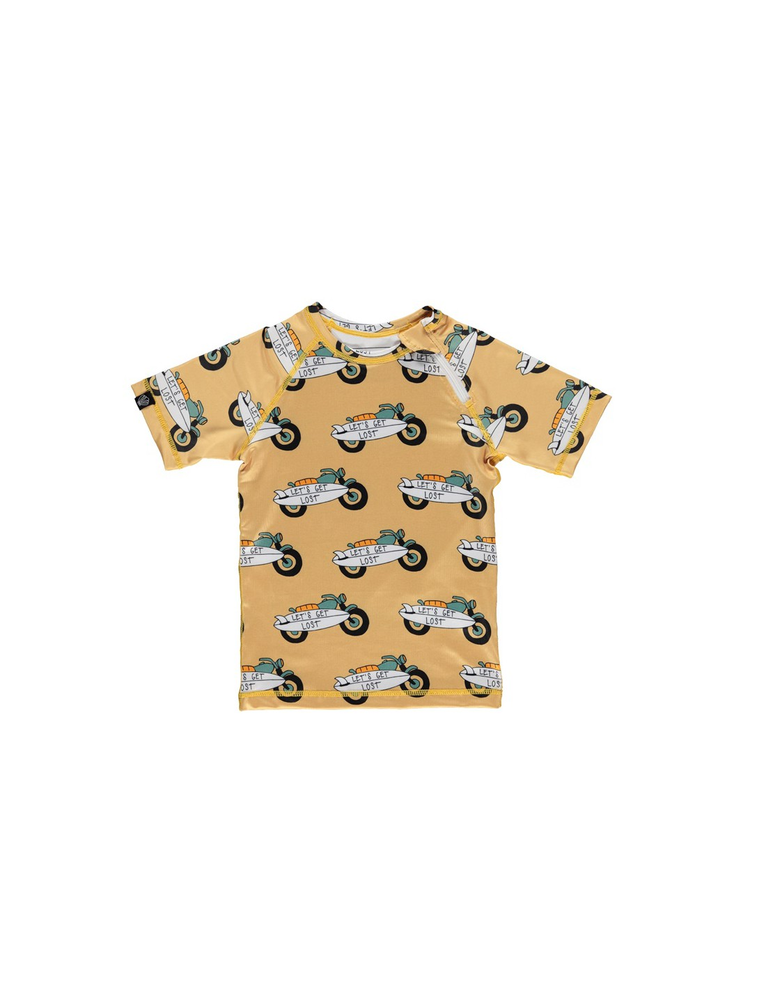 Camiseta de protección solar Let´s...
