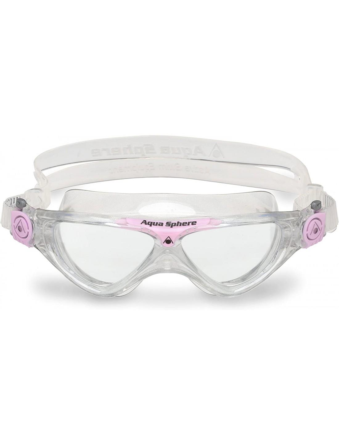 Gafas de natación VISTA Gliter/Rosa....