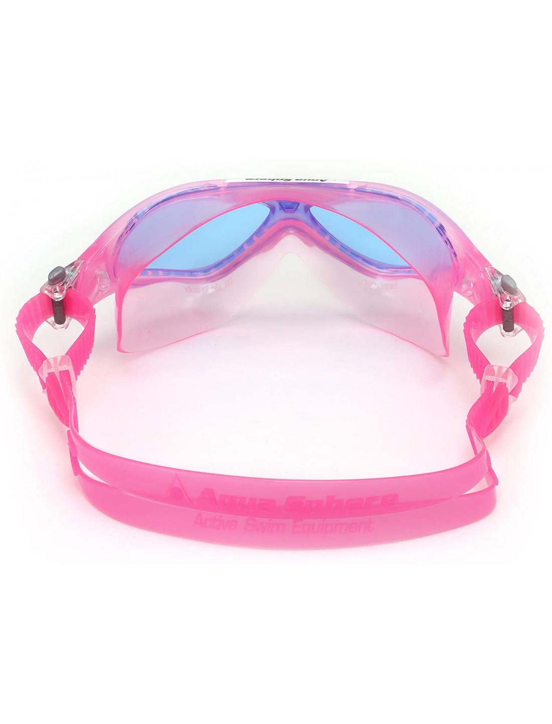 Gafas de natación VISTA Moldura Rosa....