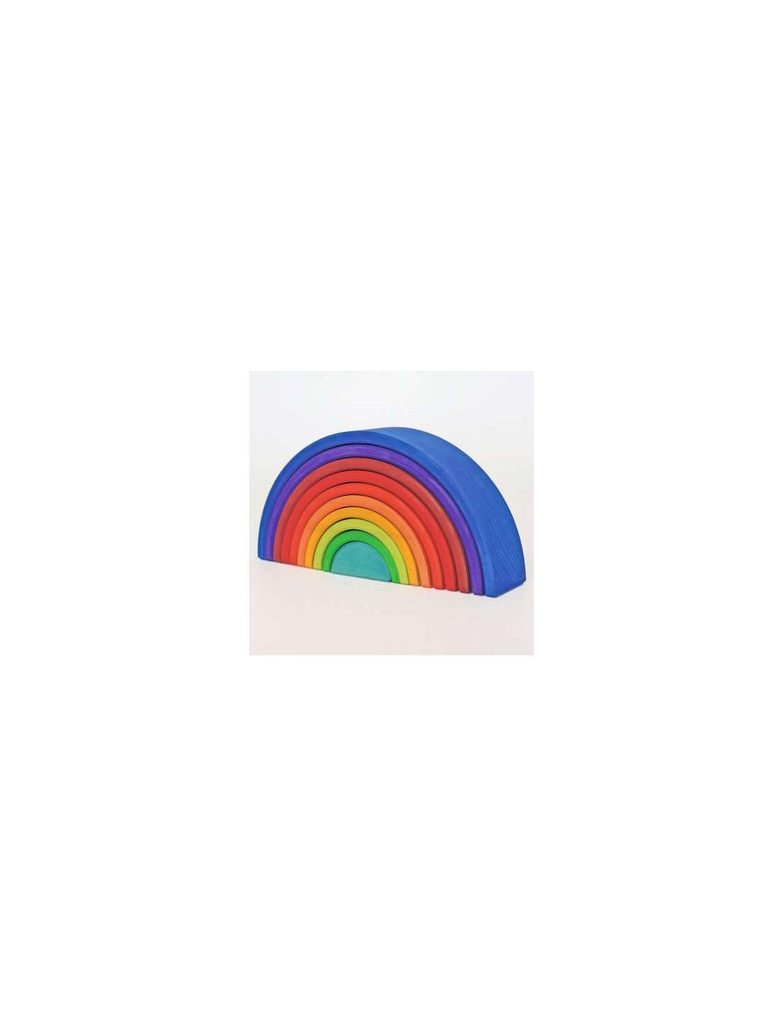 Arco iris colores del atardecer. Grimm´s
