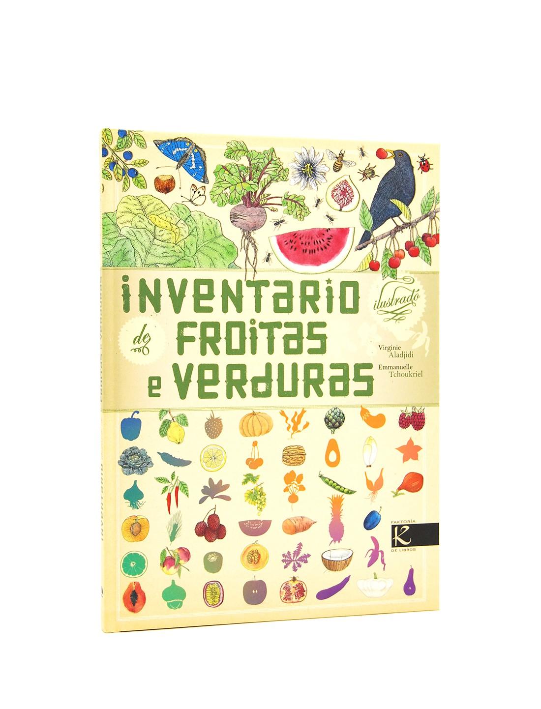 Inventario de Froitas e verduras