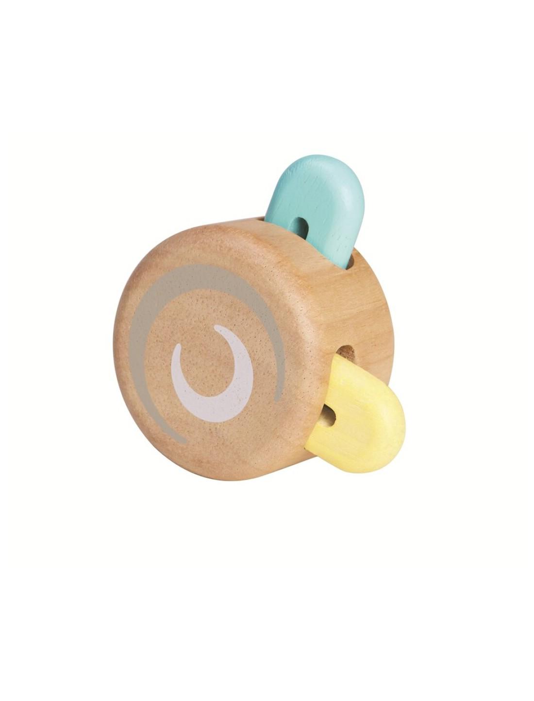 Peek-a-boo roller. Plan Toys