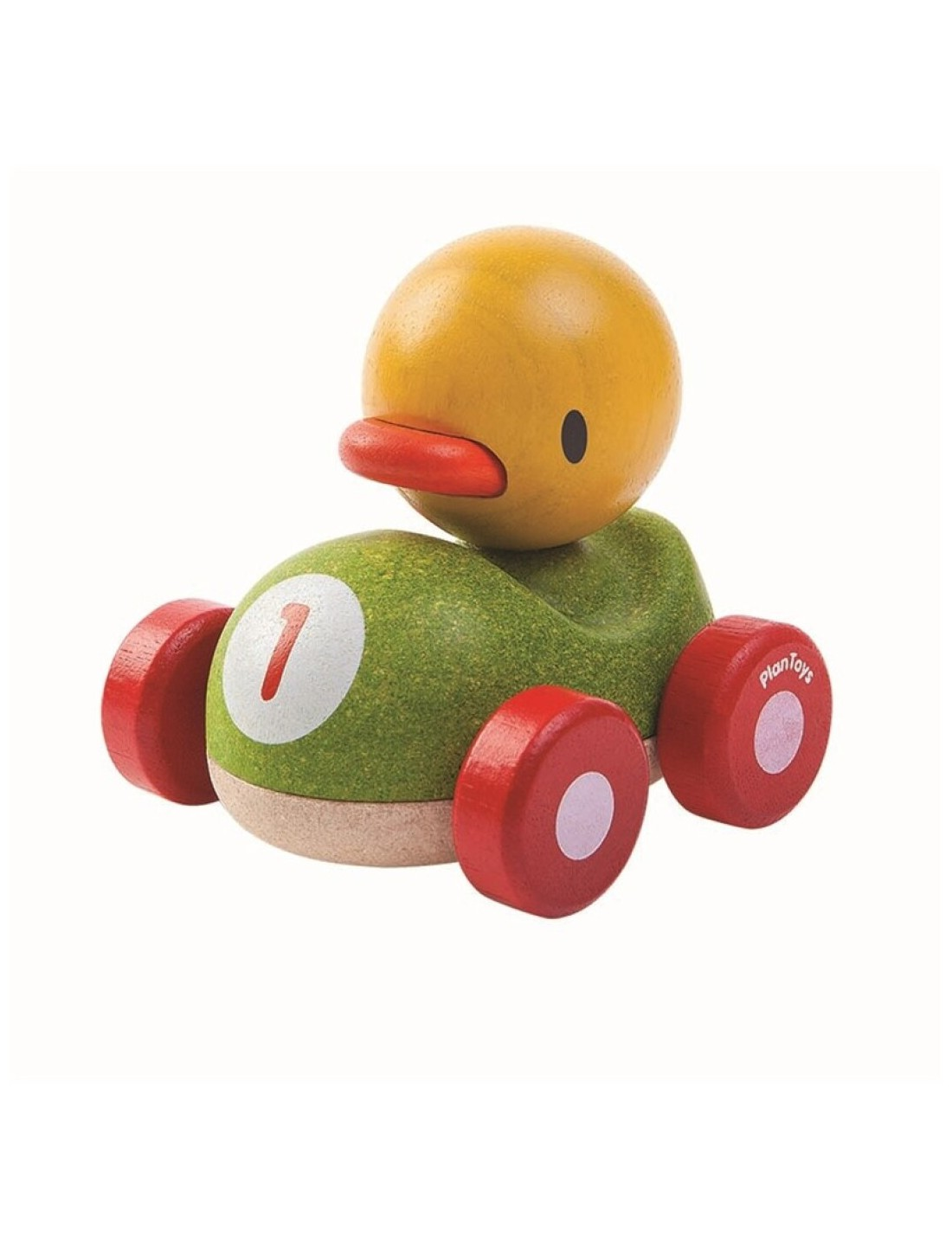 Pato el piloto. Plan Toys
