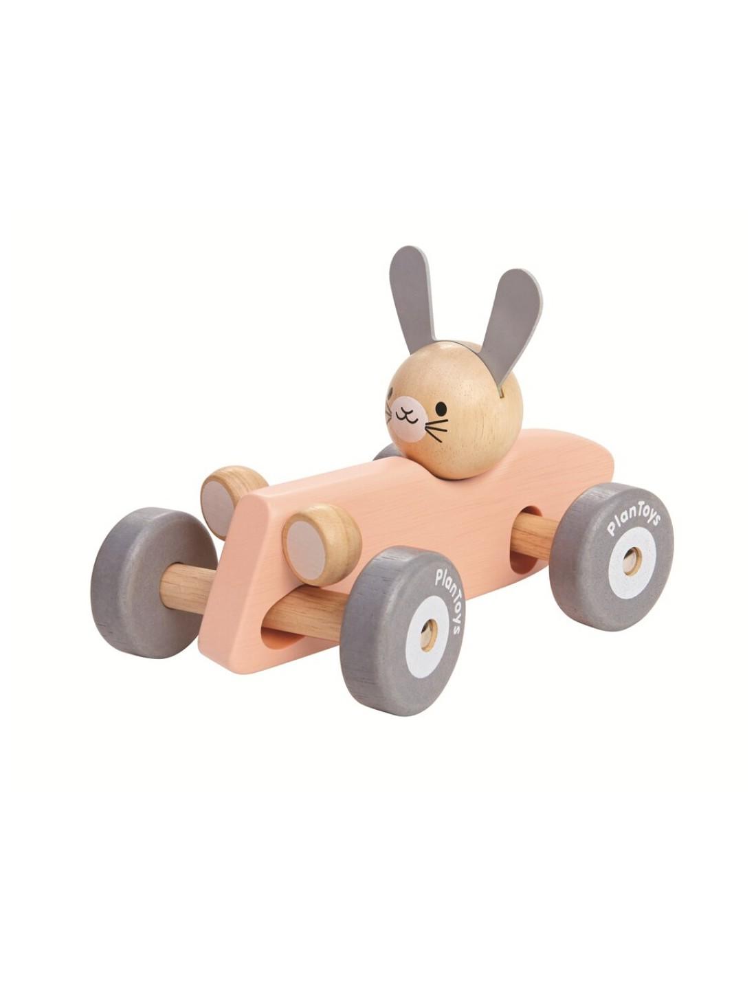 Coche de carreras. Plan Toys