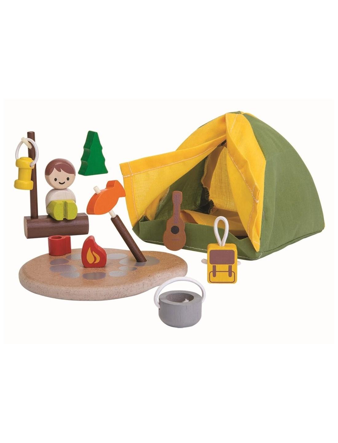 Camping set. PlanToys