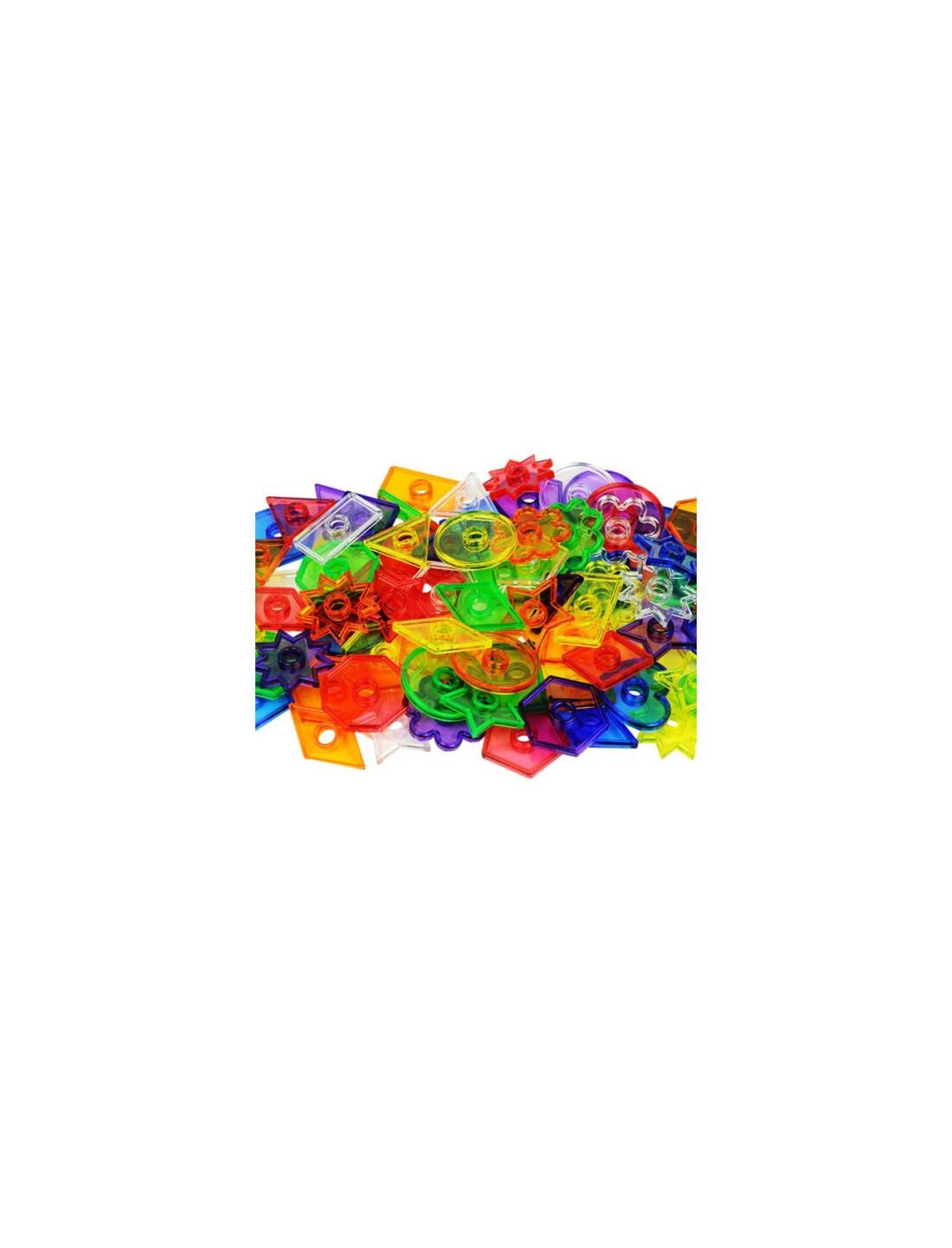 Formas geométricas enlazables. TickiT