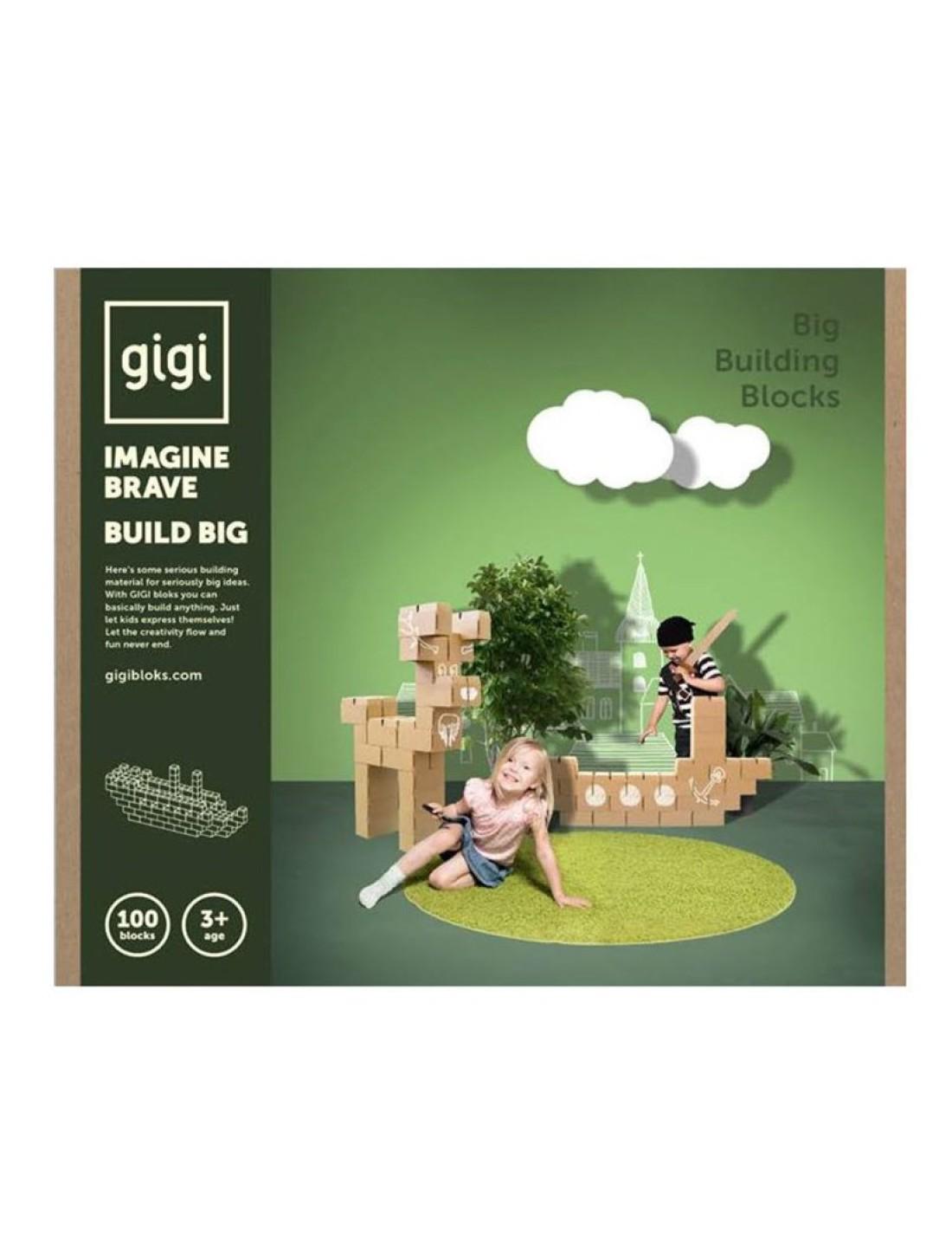 Gigi Bloks. 100 Bloques de...